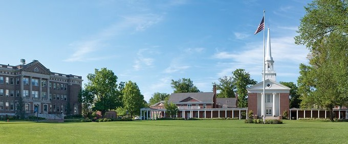 Their magnificent campus, with its distinctive Cotswold architecture,  emphasizes the New England charm of the school's setting.