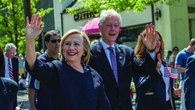 Charming chappaqua a town that takes its celebrities in Bill clinton address chappaqua
