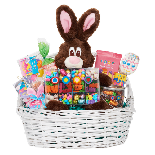 Urban insider color me hoppy urban agenda magazine its all you need for easter our signature dylans candy bar easter bonanza gift basket is the perfect one stop shop for an outrageous easter negle Image collections
